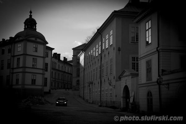 Stockholm, Sweden - Gamla Stan. Its getting dark...