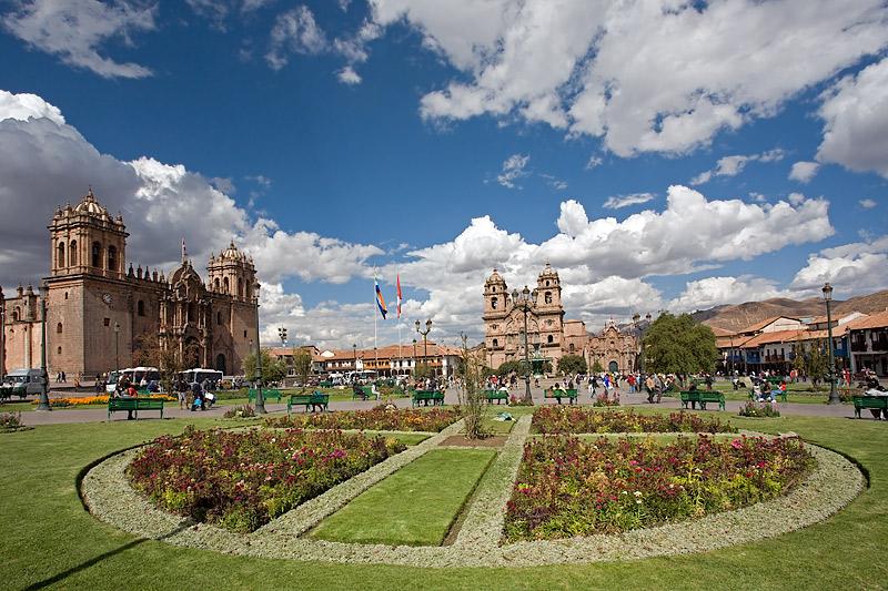 Cusco: Plaza de Armas