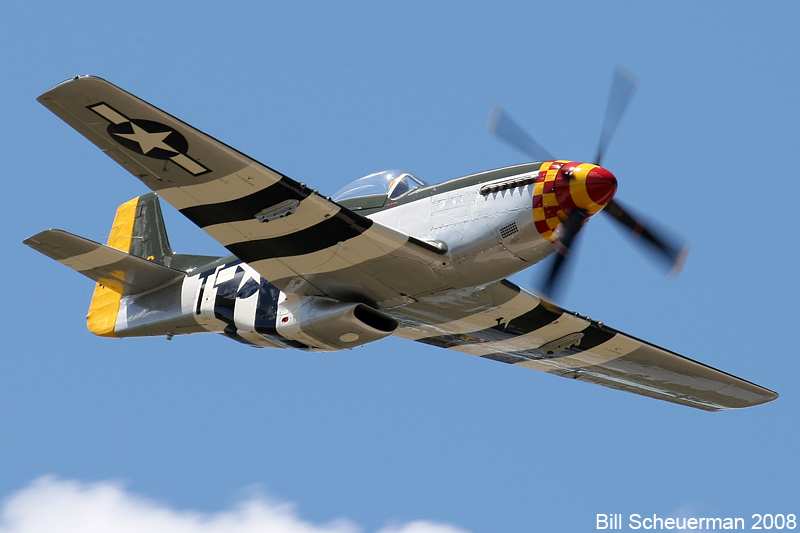 P-51 Hurry Home Honey