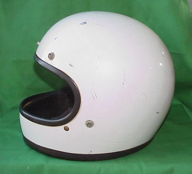 Bell Racing Helmets >> 1976 Vintage Bell Star 120 Full Face Helmet eBay 02282011 ...