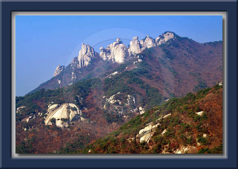 Obong (Five Peaks) 오봉