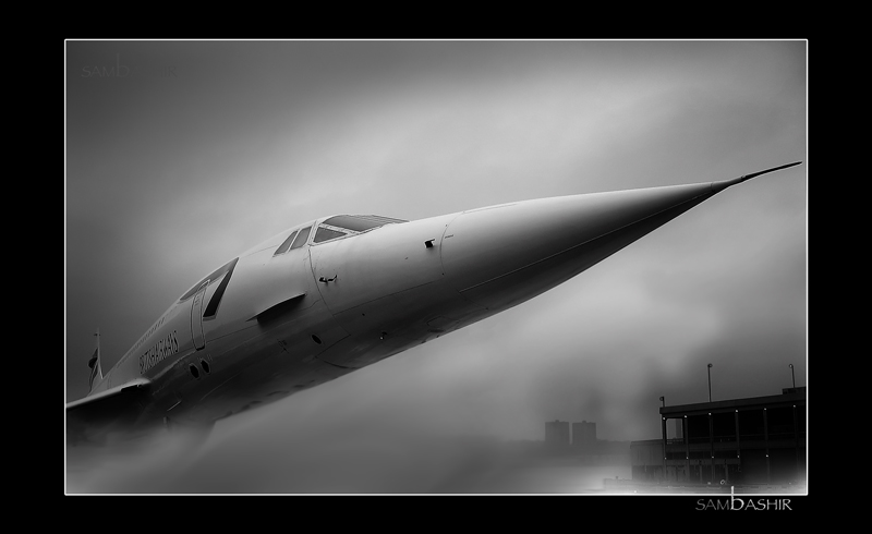 British Airways Concorde - New York