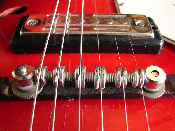 Jedson Guitars: Post here If you have a Jedson Electric on