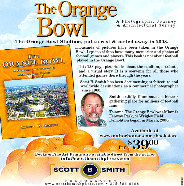The Orange Bowl - a great book for nostalgia fans