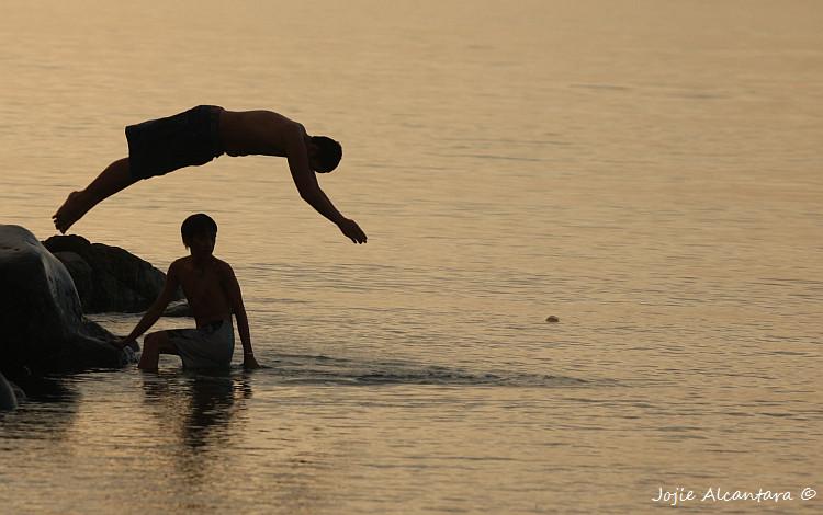 Sunrise, Baywalk, Times Beach, Matina, Davao City