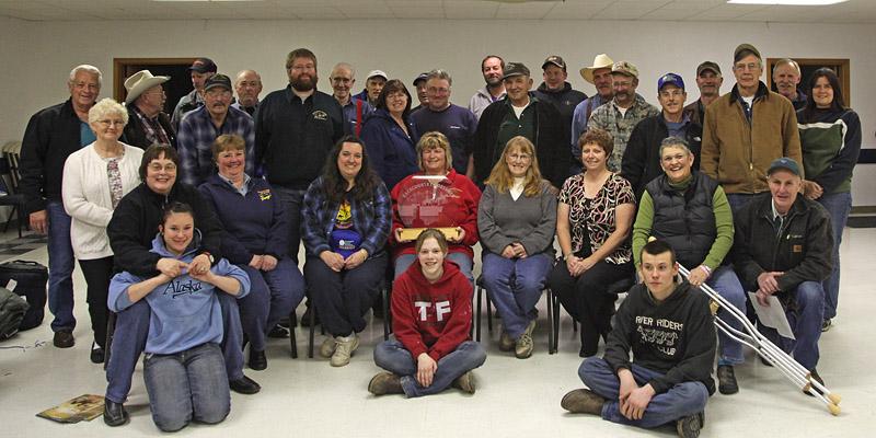 2008 Chapter Volunteers