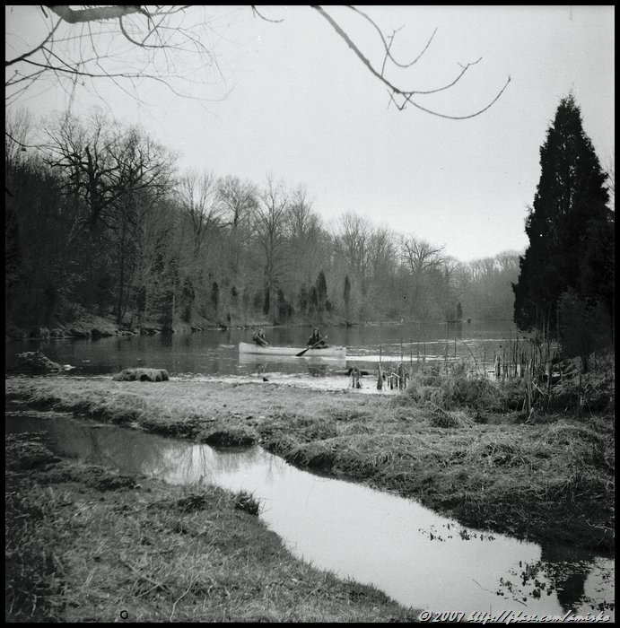 canoeing with Lubitel-2