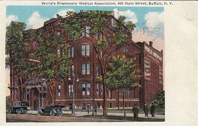 Worlds Dispensary Medical Association