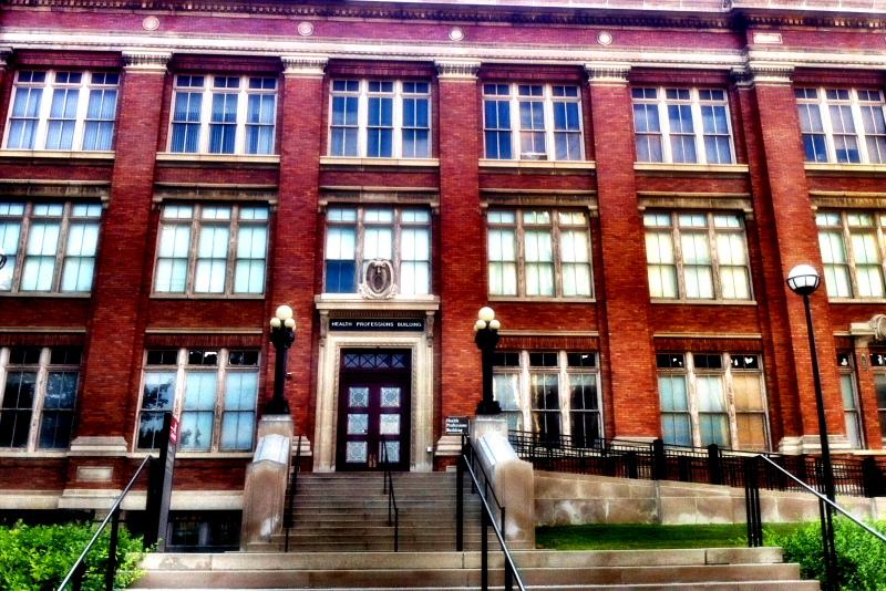 University of Cincinnati - Health Proffesionals Building