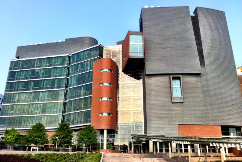 University of Cincinnati - Medical Sciences Building