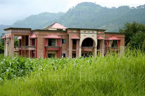 New House in Charohi