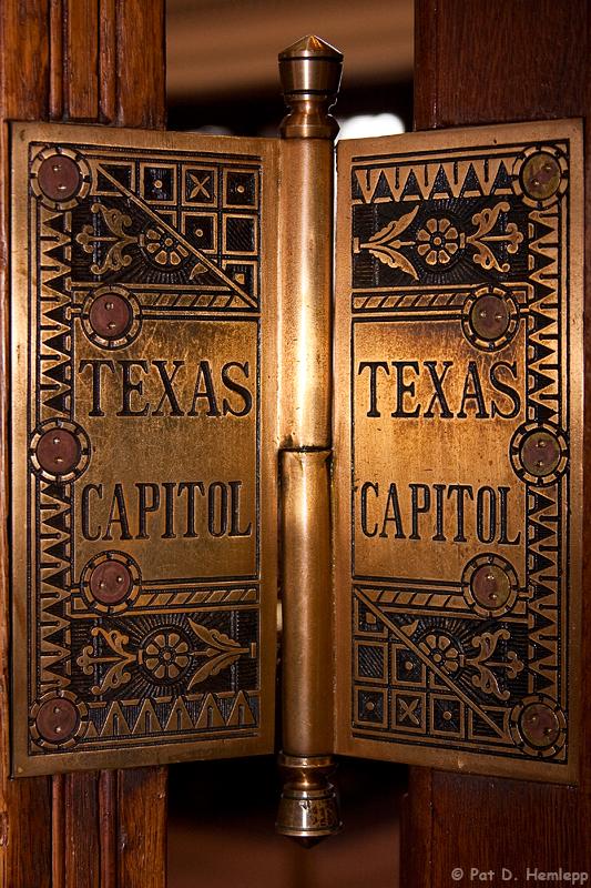 Capitol hinge