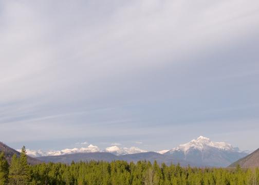 zP1030131 Mountains of Glacier National Park beneath Montana sky.jpg