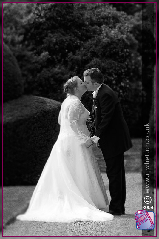 Warwickshire Wedding at Billesley Manor by Robert Whetton