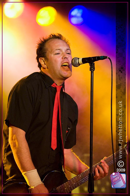 Green Day Tribute,<br />Green Bay at Mr Kyps. Photographs by Robert Whetton Dorset Photographer
