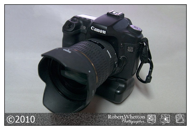 New 50D. Photography by Robert Whetton Events Photographer
