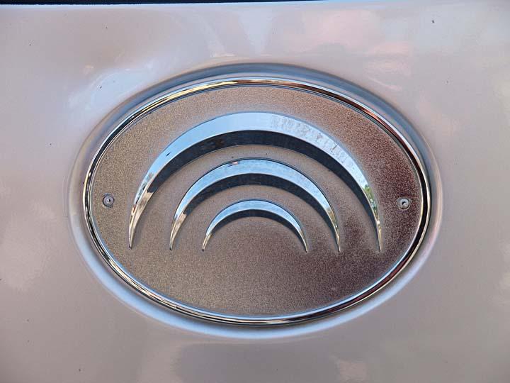 Emblem 4598