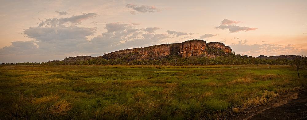 Hawk Dreaming Ranges Panorama
