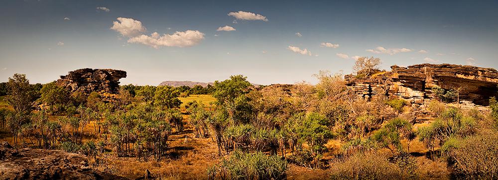 Ubirr Rock Panorama