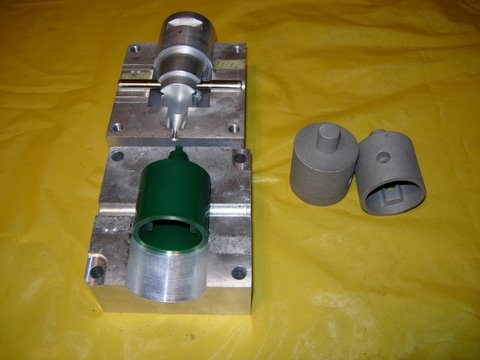 PISTON (2 required per engine) and the mold