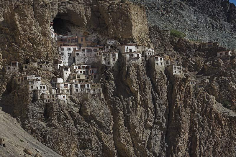 Phuktal Monastery Zanskar.