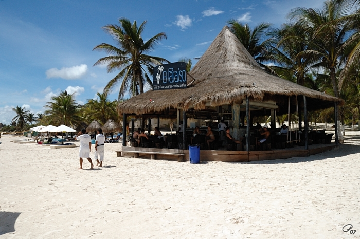There Is The El Paraiso Beach Club