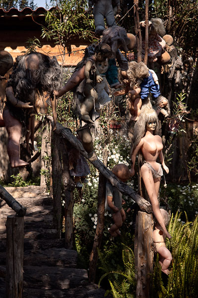 Welcome to the Island of the Dolls