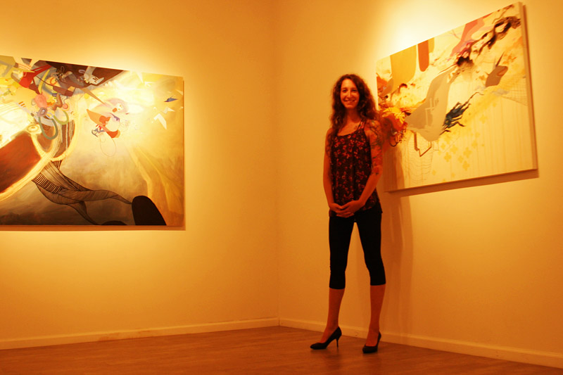 dana oldfather + zygote gallery