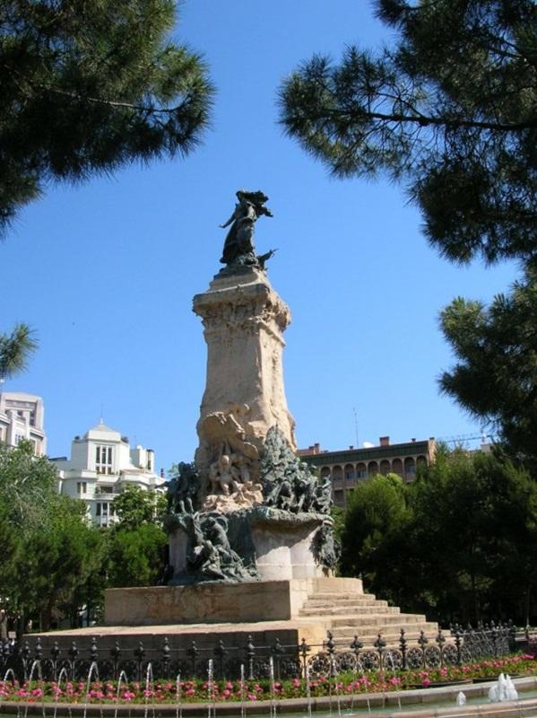 Plaza de los Sitios de Zaragoza