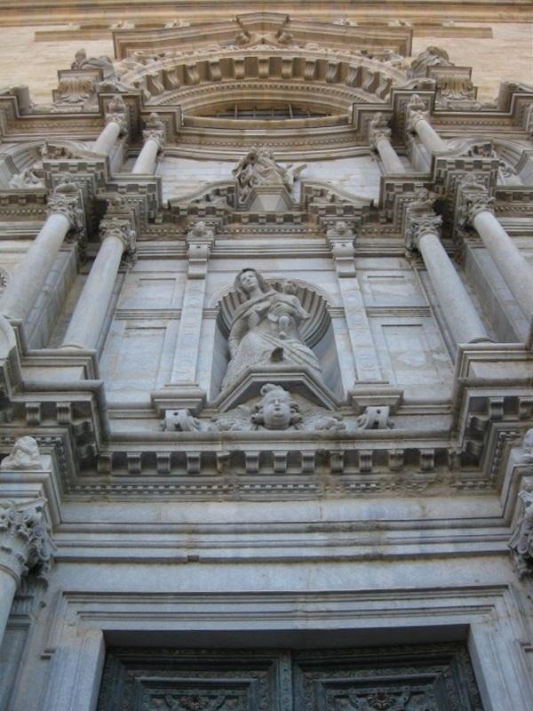 Façana de la Catedral