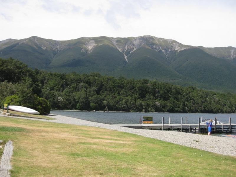 Lake Rotoiti and St.Arnaud Range