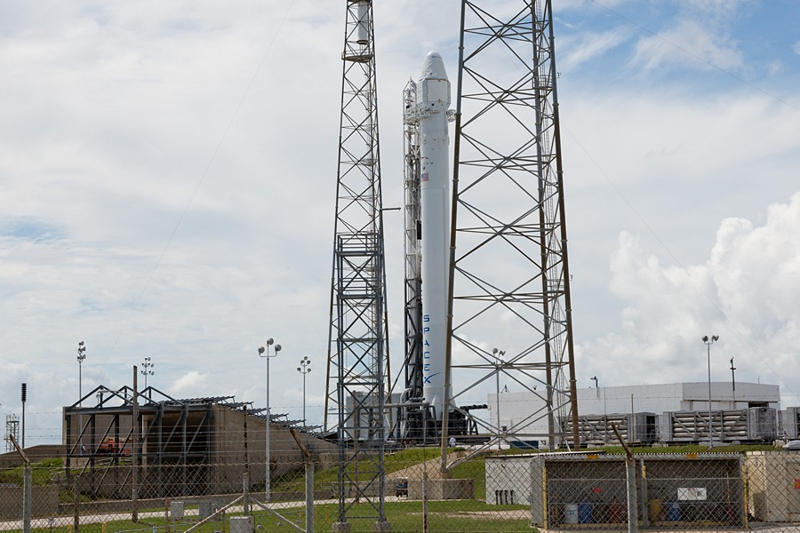 Dragon CRS1 (Falcon 9)