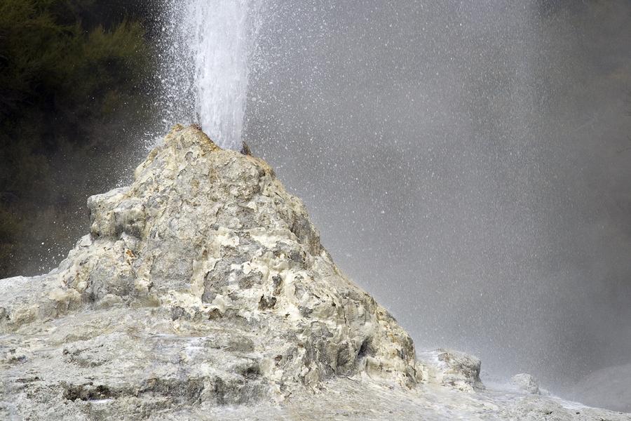 Lady Knox Geyser eruption