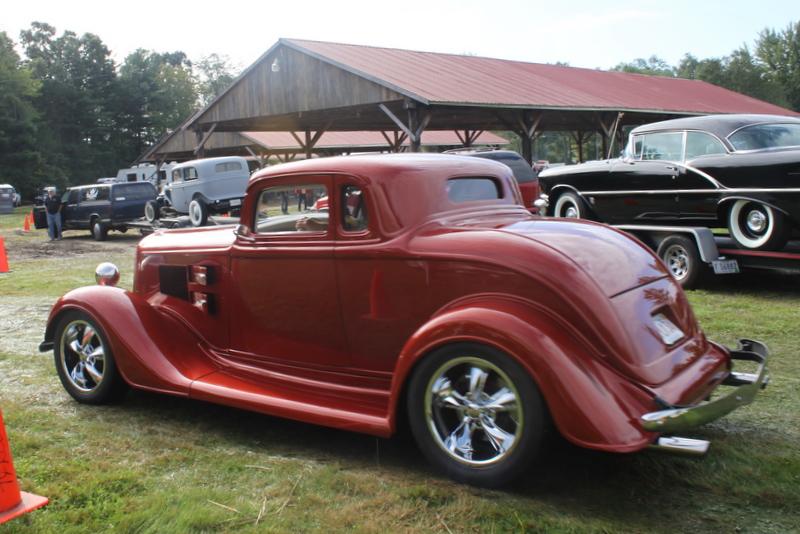 1934 Plymouth Coupe photo - John F Burns photos at pbase com