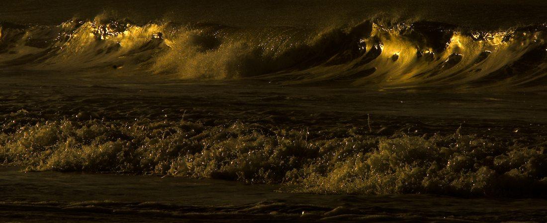 Dream Wave, Limatour Beach