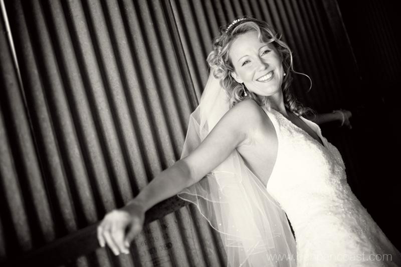Bridal portrait, trash the dress, Benton Harbor Michigan, wedding portraiture