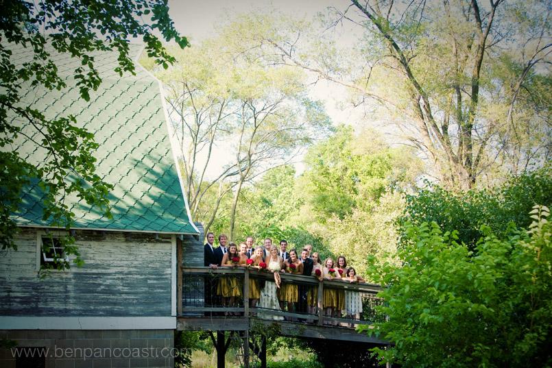 Blue Dress Barn | Wedding Reception Photos