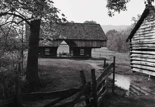Cades Cove no 3, Smoky Mountains 1992