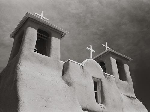 Church of San Francisco, Taos, 1999