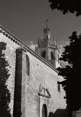 Church of Santa Maria la Major, Ronda, Spain, 2002