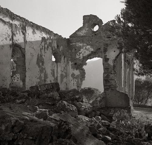 Hilltop Ruins, Carratraca, Spain, 2002