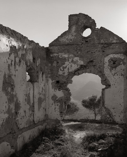 Hilltop Ruins, Carratraca, Spain, no. 2,  2002