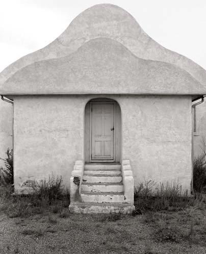 Roadside Church, New Mexico, 1997