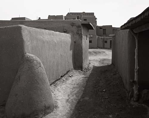 Taos Pueblo, New Mexico, 2001