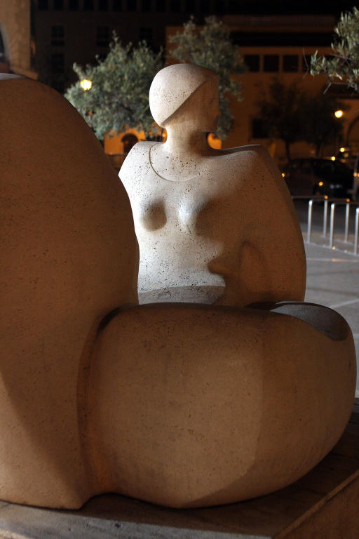 Public work of art!