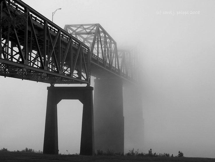 Faithing it, Crossing this Bridge!
