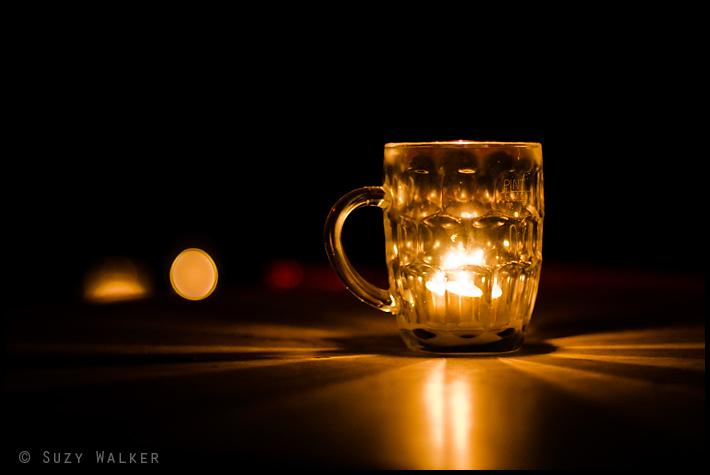 Pint of light