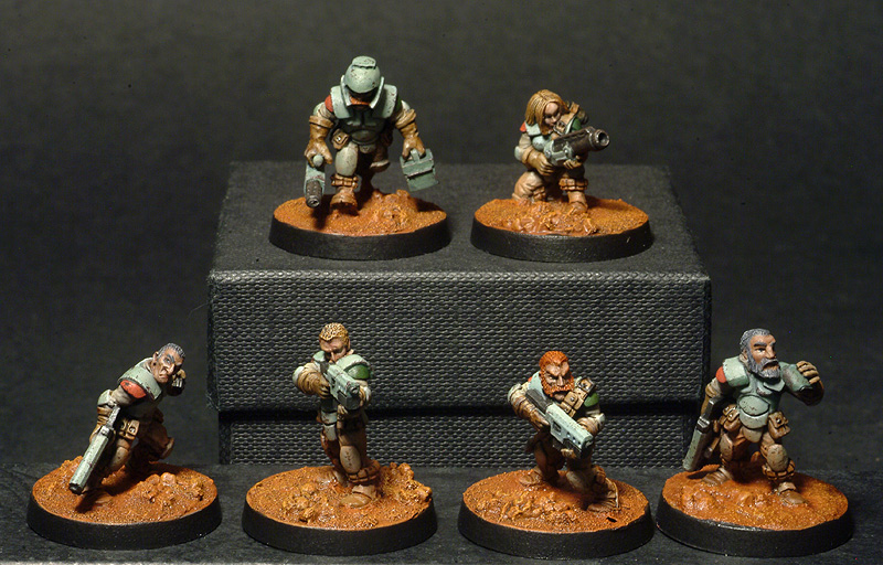 Grymn Force Project : Fireteam Edgar terminée 107868346