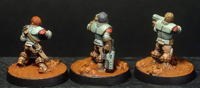 Grymn Force Project : Fireteam Edgar terminée 107868351