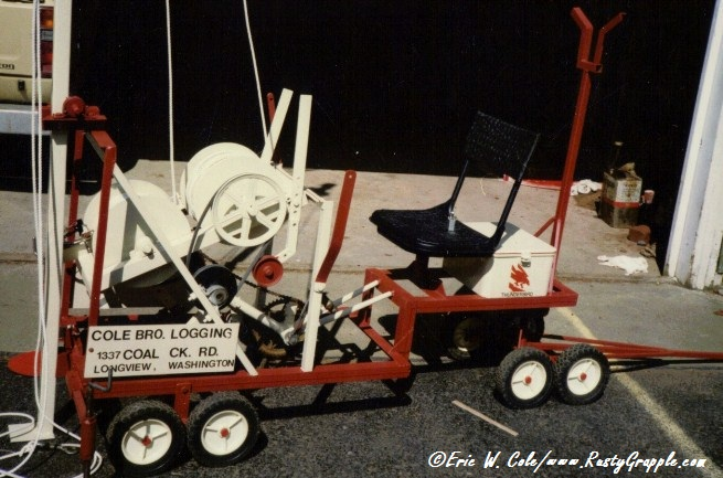 Pedal Yarder TY-80